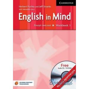 English in Mind Level 1 Workbook with Audio CD/CD-ROM