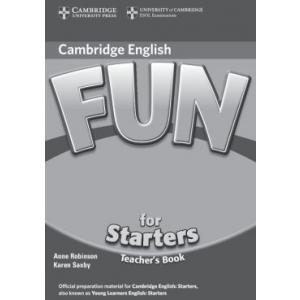 Fun for Starters.    Książka Nauczyciela