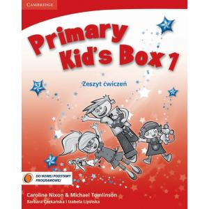 Primary Kids Box 1. Ćwiczenia