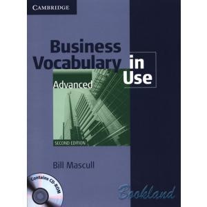 Business Vocabulary in Use Advanced. Książka z Kluczem + CD