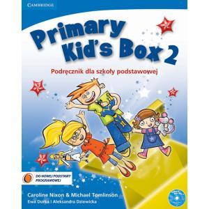 Primary Kids Box 2. Podręcznik + CD