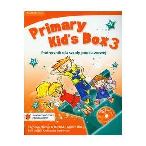 Primary Kids Box 3. Podręcznik + CD