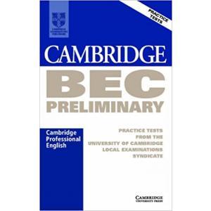 Camb BEC Preliminary 1 Cass