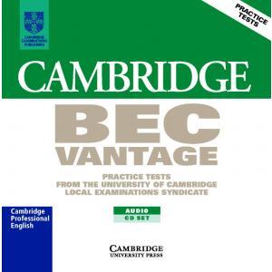 Cambridge BEC Vantage 1. CD do Podręcznika