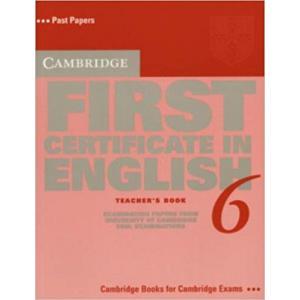 Cambridge FC in English 6 TB