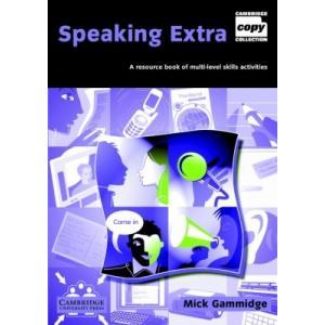 Speaking Extra Book + Audio CD