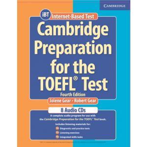 Cambridge Preparation for the TOEFL Test. CD do Podręcznika