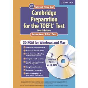 Cambridge Preparation for the TOEFL Test. CD-ROM do Podręcznika