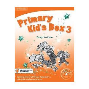 Primary Kids Box 3. Ćwiczenia