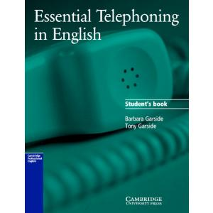 Essential Telephoning in English. Podręcznik