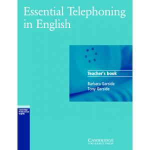Essential Telephoning in English. Książka Nauczyciela