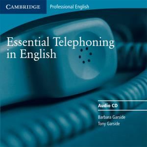 Essential Telephoning in English. CD do Podręcznika