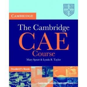 Cambridge CAE Course sb New