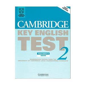 Cambridge Key English Test 2 Teacher's Book