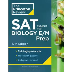 Cracking the SAT Subject Test in Biology E/M