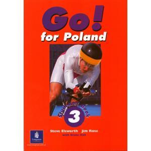 Go! For Poland 3.   Podręcznik