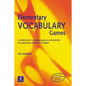 Games and Activities. Vocabulary Games Elementary