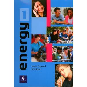 Energy 1 Podręcznik + CD