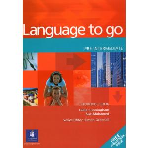 Language to Go Pre-Intermediate.    Podręcznik
