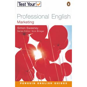 Test Your Professional English. Marketing