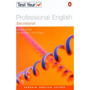 Test Your Professional English. Secretarial