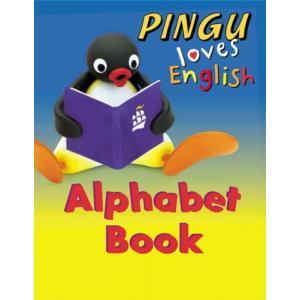 Pingu Alphabet Book OOP