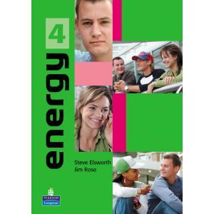 Energy 4. Podręcznik + CD
