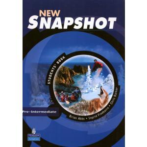 New Snapshot Pre-Intermediate. Podręcznik