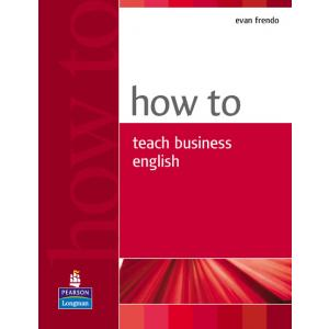 How To Teach Business English