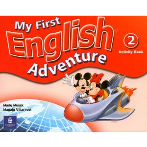 My First English Adventure 2.   Ćwiczenia