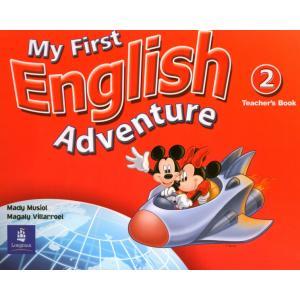 My First English Adventure 2.   Książka Nauczyciela