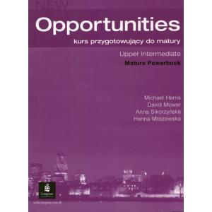 New Opportunities Upper Intermediate. Matura Powerbook