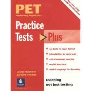Practice Tests Plus PET. Podręcznik z Kluczem