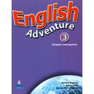 English Adventure 3.    Książka Nauczyciela