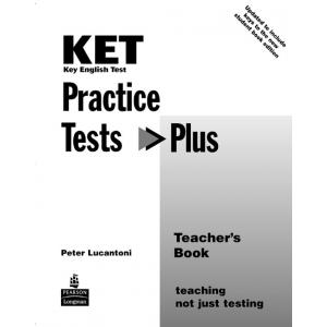 Practice Tests Plus KET. Książka Nauczyciela