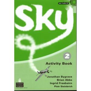 Sky 2 Ćwiczenia + CD