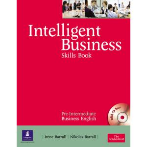Intelligent Business Pre-Intermediate. Skills Book + CD