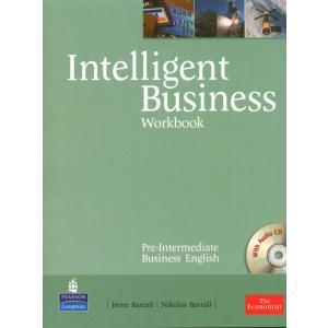 Intelligent Business Pre-Intermediate. Ćwiczenia + CD