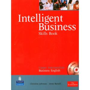 Intelligent Business Upper Intermediate. Skills Book + CD