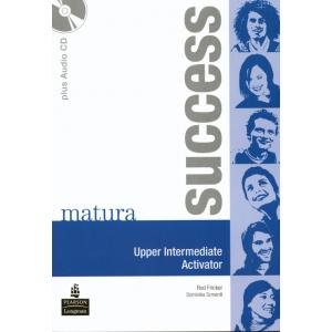 Matura Success Upper Intermediate. Matura Activator + CD