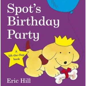 Spot's Birthday Party. Board Book