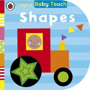 Ladybird Baby Touch: Shapes