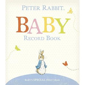 Peter Rabbit: Baby Record Book.