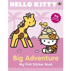 Hello Kitty Big Adventure. My first Sticker Book