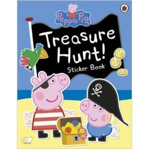 Peppa Pig: Treasure hunt! Activity Book