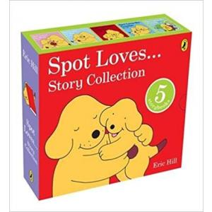 Spot Loves... Story Collection (5 books box)