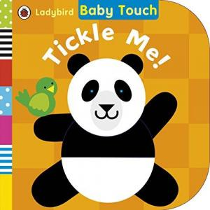 Tickle Me! Ladybird Baby Touch