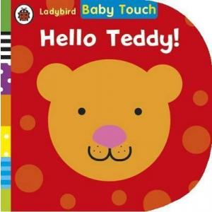 Hello, Teddy! Ladybird Baby Touch