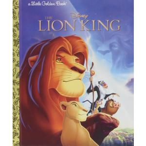 Lion King, The (Little Golden Book)