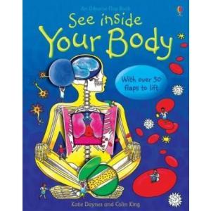 See inside Your Body /książeczka z okienkami/